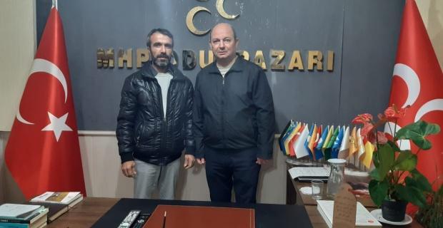 MHP Odunpazarı'nda Zeki Sarı Basın'dan Sorumlu Danışma Oldu