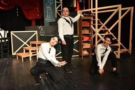 Odunpazarı Belediye Tiyatrosu 6 farklı oyunla tiyatro severler ile buluşacak