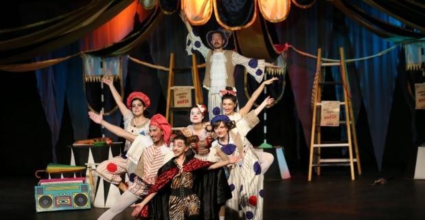 Odunpazarı Belediye Tiyatrosu Şubat Ayını dolu dolu geçirecek