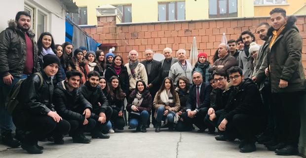 Seyyid Battal Gazi Vakfı'ndan öğrenim yardımı