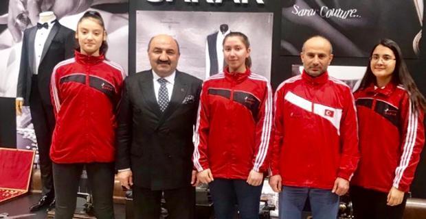 Sılanur Gencer Türkiye Şampiyonu oldu