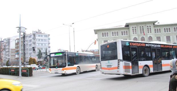 Yeni otobüsler Şubat'ta