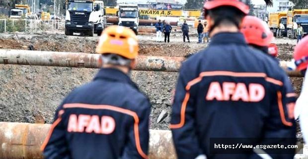 AFAD'dan 'Gönüllü ol' çağrısı