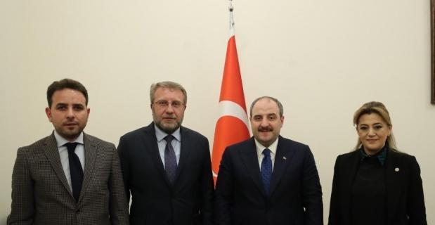 AK Partili vekillerden yatırım müjdesi