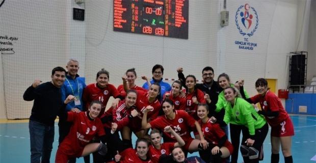 Anadolu Üniversitesi Kadın Hentbol Takımı'ndan geri dönüş
