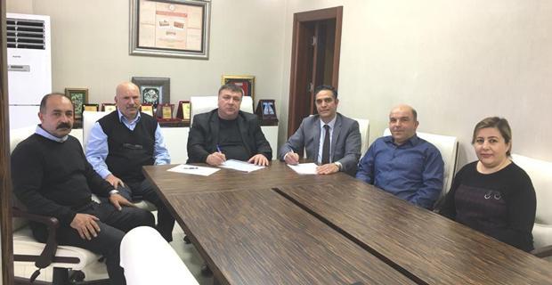 Beylikova'da işçilere yüzde 23 zam