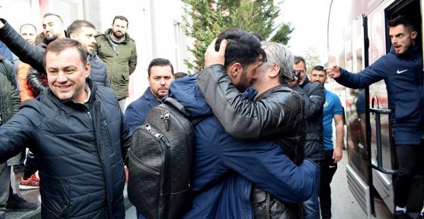 Eskişehirspor'da kritik olanlar