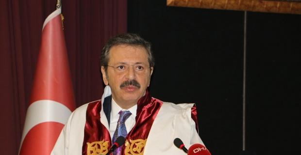 """Hisarcıklıoğlu: """"Zengin olmazsanız sizi yönetirler"""""""