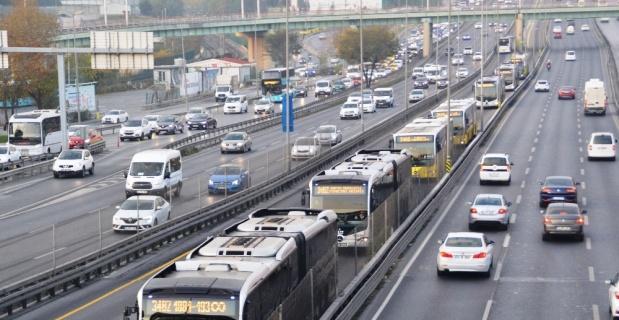İstanbul'da ulaşıma yüzde 35 zam talebi