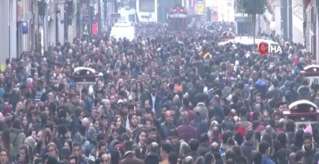İşte Türkiye'nin nüfusu