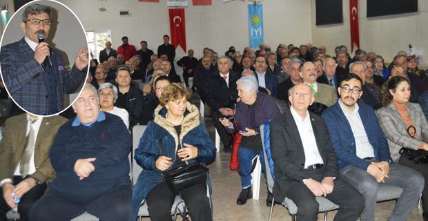 Mehmet Ektaş'tan gövde gösterisi