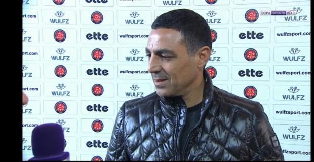 """Mustafa Özer: """"Şanssız gol yedik"""""""