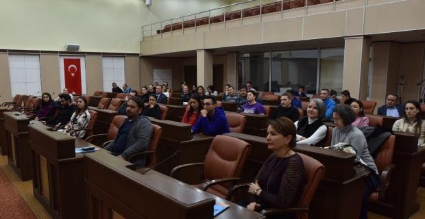 Tepebaşı Belediyesi personeline obezite eğitimi