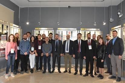 Anadolu Üniversitesi'nde Türk Devletleri Pul Sergisi açıldı