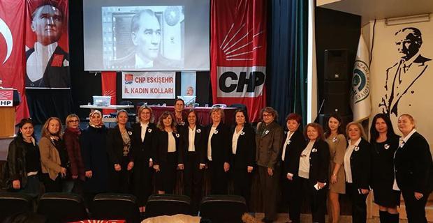CHP'li kadınlarda görev bölümü