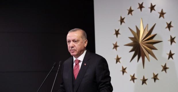 """Erdoğan'dan """"Biz bize Yeteriz Türkiyem"""" kampanyası"""