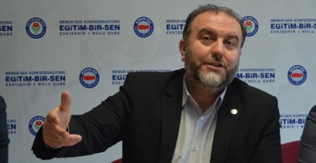 DP İl Bşk Hüseyin Özcan Özür Dilemeli