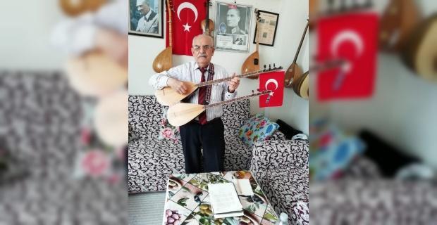 Ozan Arif Çayır, koronavirüs için türkü besteledi
