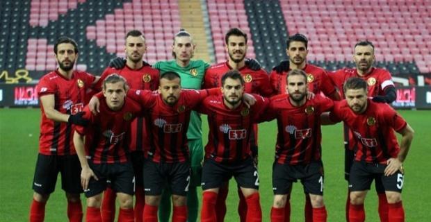 Eskişehirspor'da gizli tehlike