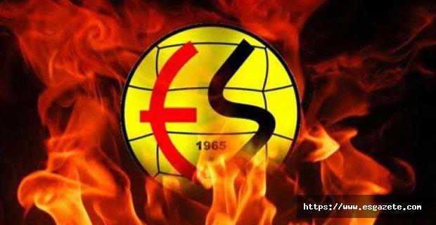 Eskişehirspor'da 4 isim kart cezalısı