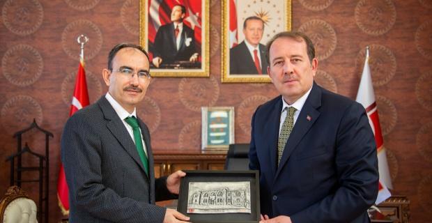 Harun Karacan'dan Bilecik'e ziyaret