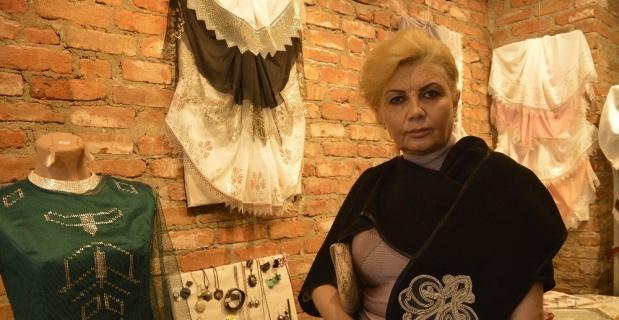 Kadın girişimciler yaptığı ürünleri 8 Mart'ta sergiliyor