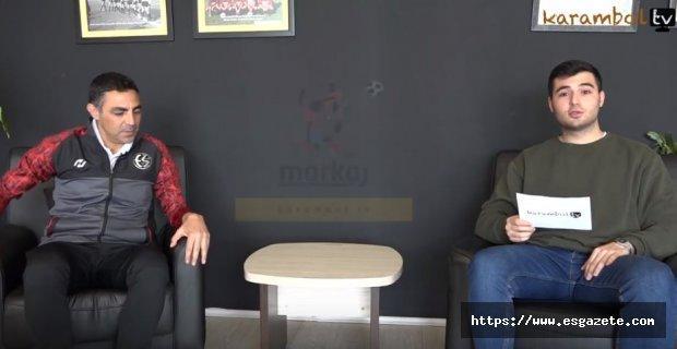 Mustafa Özer ile çok özel