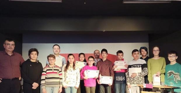Ortaokullar arasında '14'ncü Millî Kültür Yarışması'nın 2'nci turu yapıldı
