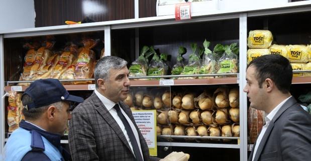 Poşetsiz ekmek satanlara ceza kesilecek