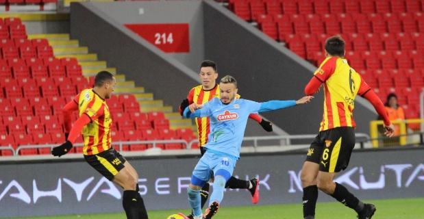 Süper Lig: Göztepe: 2 - Çaykur Rizespor: 0 (Maç sonucu)