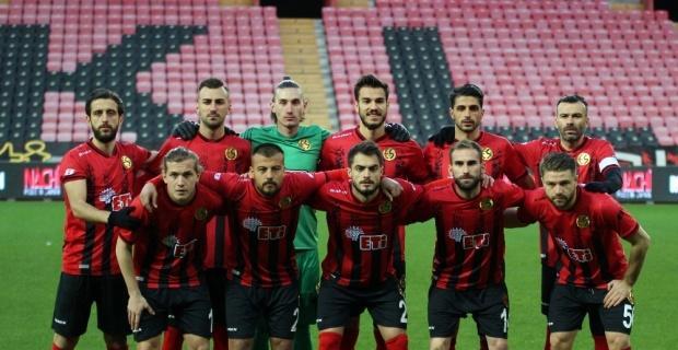 TFF 1. Lig'in en çok gol yiyeni Eskişehirspor