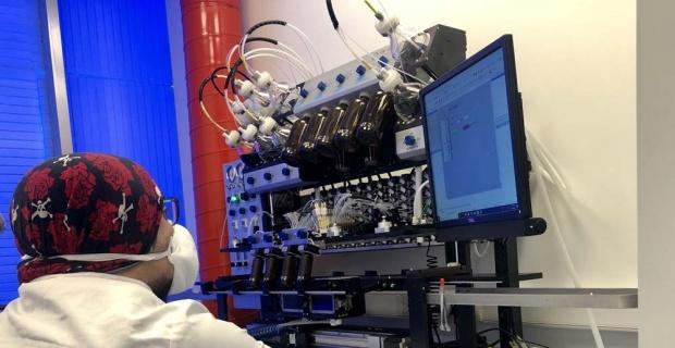 Türk Bilim insanlarından yeni kit