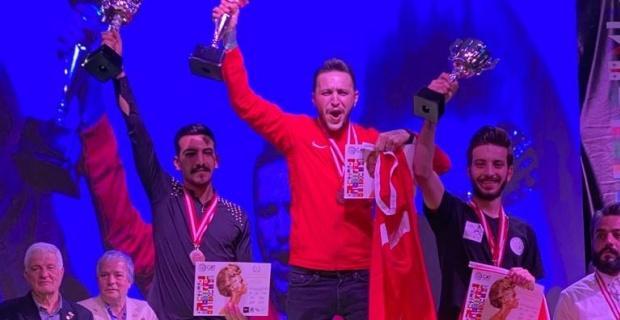 Türkiye şampiyonu Eskişehir'den çıktı
