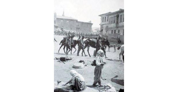 1921 yılı Yunan işgali