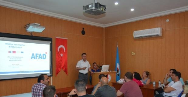 Eskişehir AFAD'a Avrupa Komisyonu'ndan bir ödül daha