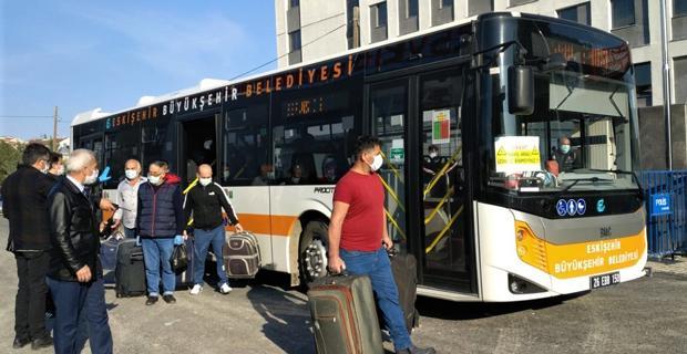 Eskişehir'de 250 kişilik yeni karantina