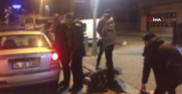 Otomobil sahiplerinin korkulu rüyası olan hırsızlar suçüstü yakalandı