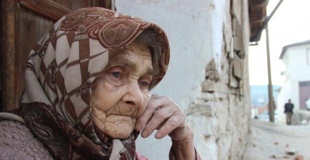 Yaşlı nüfus son 5 yılda yüzde 21.9 arttı