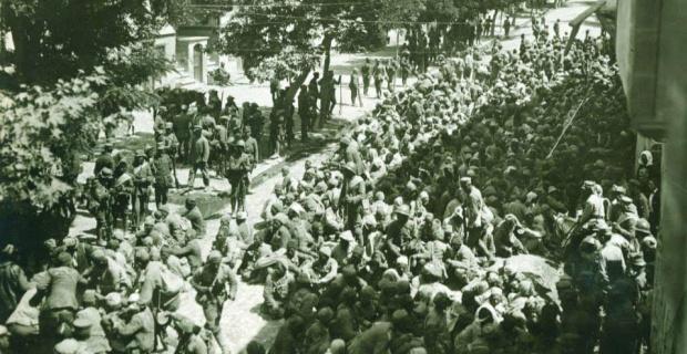 Yunan işgalindeki Eskişehir