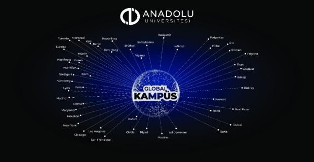 Açıköğretim sistemi yurt dışı programlarında online sınav heyecanı
