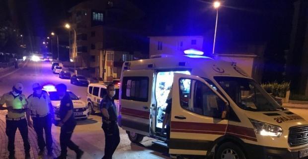 Bilecik'te motosiklet kazası: 2 yaralı