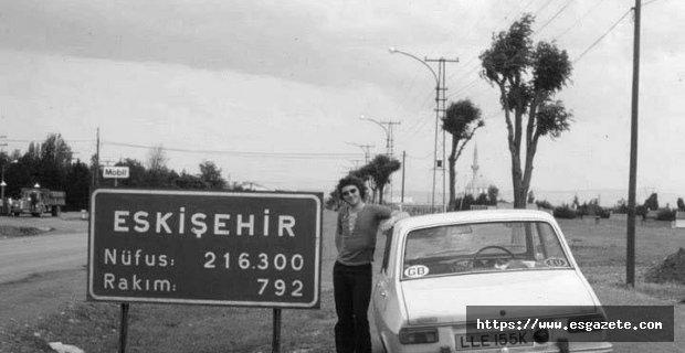 Eskişehir nüfusu