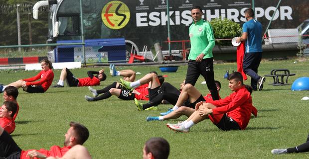 Eskişehirspor'da ilk etap kamp süreci tamamlandı