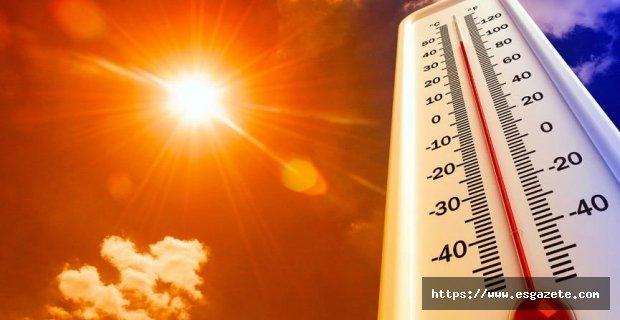Meteoroloji'den 3 günlük sıcak hava uyarısı