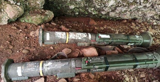 Milli Savunma Bakanlığı duyurdu: Hepsi imha edildi