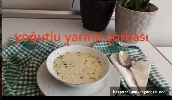 YOĞURTLU GÖCE/YARMA ÇORBASI
