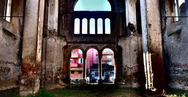 Aya Yorgi Kilisesi turizme kazandırılacak
