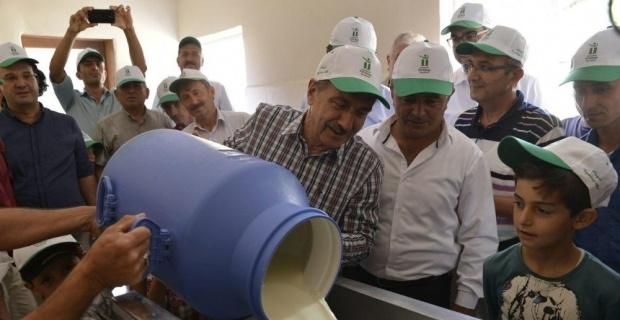 Ataç'tan Dünya Süt Günü mesajı