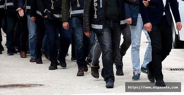 Eskişehir'de FETÖ operasyonu: 8 gözaltı