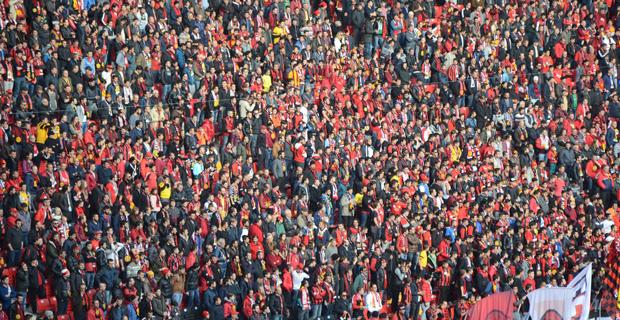 Eskişehirspor yeni evinde ilk maçına çıktı /20.11.2016